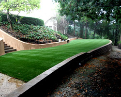 2000 sq ft Synthetic Turf Oakland Hills