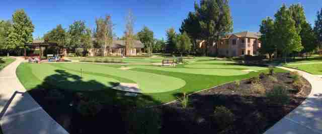 Eskaton Village Assisted Living Community in Carmichael, CA.