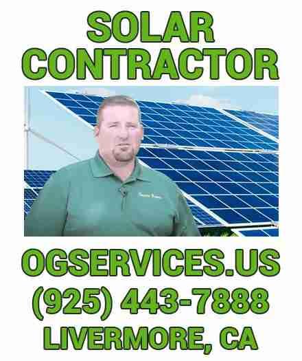 Livermore Solar Contractor