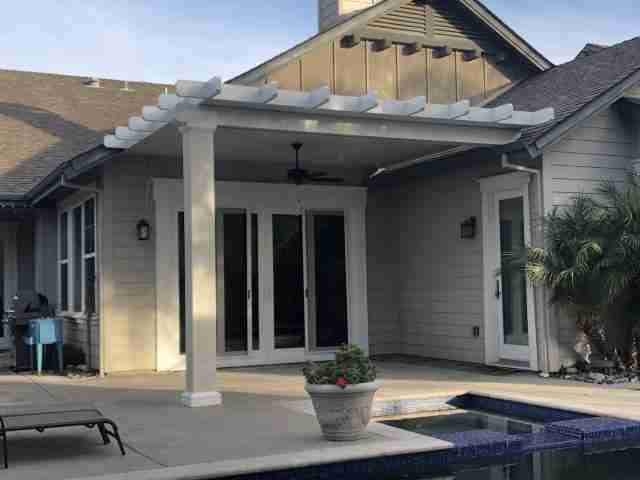 Project: Attached and Detached Solid Alumawood Patio Covers