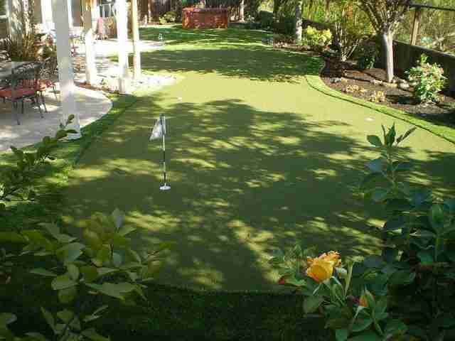 Project: Synthetic Grass in Danville Ca