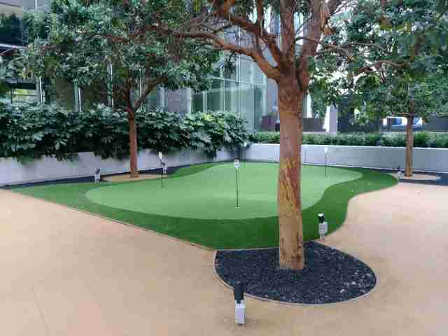 Project: Putting Green San Francisco