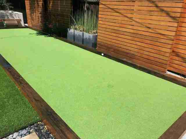 Project: Sunnyvale – Hybrid Bocce Ball Court / Putting Green